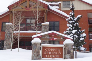 copper mountain ski in and out by owner rental
